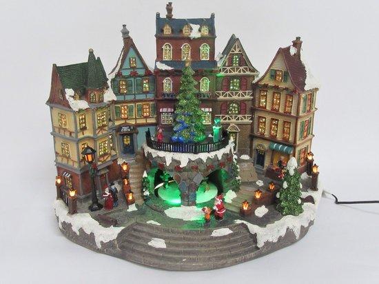 lemax kersthuisjes