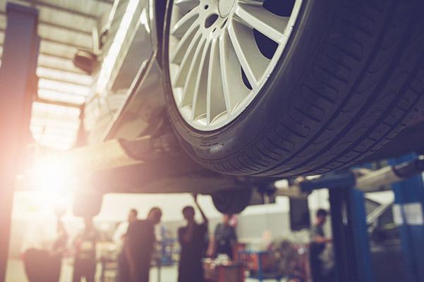 Lincoln car tires