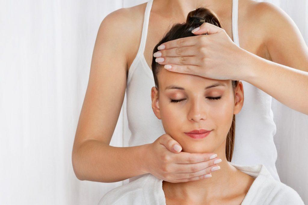indian head massage Cambridge